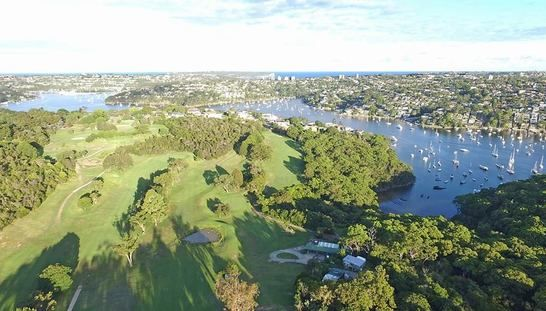Discover the amazing views of Sydney's beautiful Middle Harbour from the course at Northbridge Golf Club! Enjoy 18 holes for two including a motorised cart & a drink each. Normally $122, today just $73! Save 60% on this deal! #golf #golfsyd