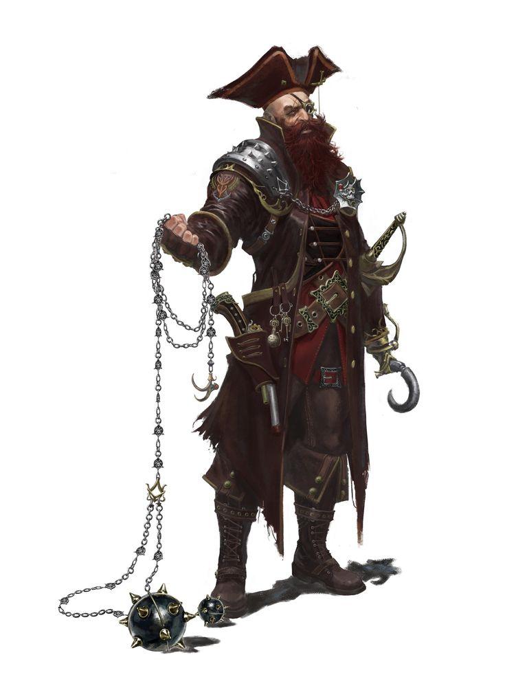 ArtStation - pirate, yongbin lee / dylan