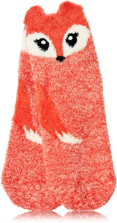 Fox Shea-Infused Lounge Socks. I think we can ALL agree that I need these socks from #bathandbodyworks. #foxylady