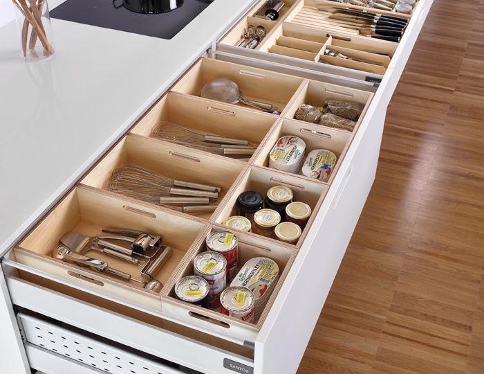 17 mejores ideas sobre soluciones de almacenaje de cocina en ...