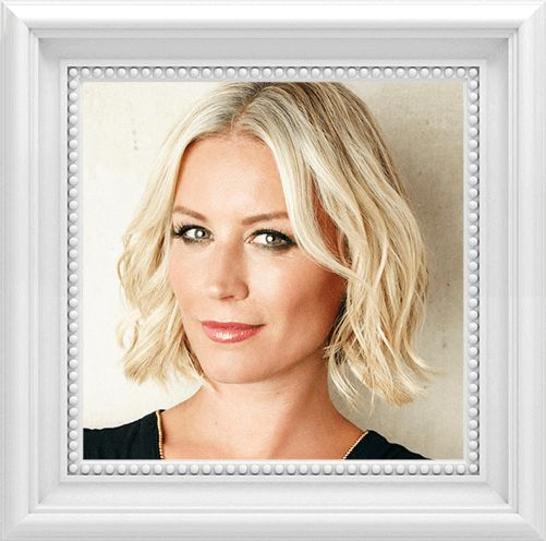 "Denise van Outen   ""I am truly proud to be a part of this year's Bold is Beautiful campaign. Our incredible UK charity partners, Look Good Feel Better and Refuge, support women and children undergoing serious times of adversity and help them to regain a sense of self and wellbeing. I've had the pleasure of meeting some of these women and have been humbled by their experiences. I urge everyone to get involved and help to raise as much money as possible!"""