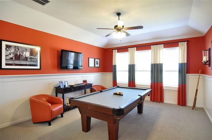 Two Colored Game Room The Home Pinterest Grey Love