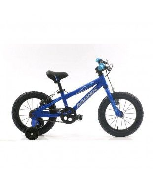 Avalanche Storm 14 Inch Kids Bike - Blue