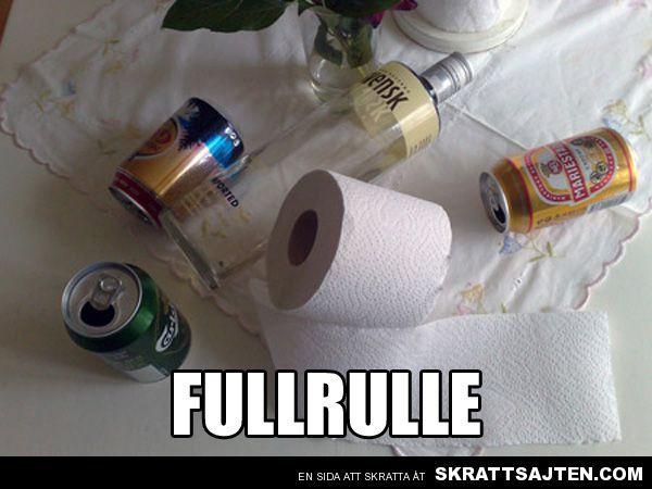 Full rulle
