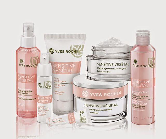 Sensitive Végétal: la nueva línea de Yves Rocher para pieles sensibles http://www.rostrobene.com/2015/06/sensitive-vegetal-yves-rocher-pieles-sensibles.html