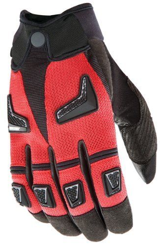 Joe Rocket Hybrid Mens Motorcycle Riding Gloves (Red/Black XX-Large) https://motorcyclejacketsusa.info/joe-rocket-hybrid-mens-motorcycle-riding-gloves-redblack-xx-large/