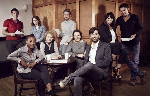 PHOTOS: New Cast Pictures For Broadchurch 2 | David Tennant News From www.david-tennant.com