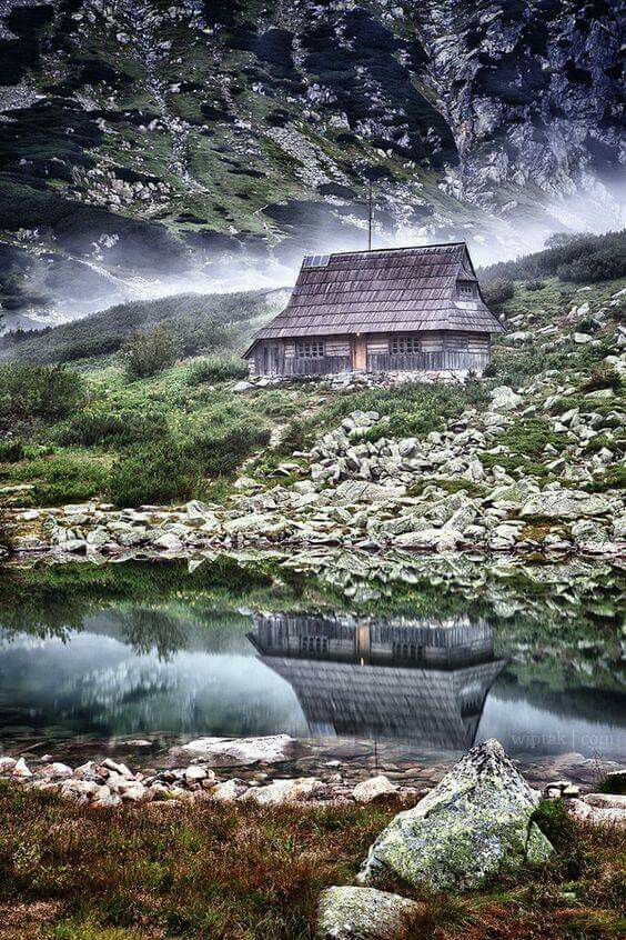 Valley of Five Lakes, Tatra Mountains, Poland