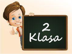 Materiały edukacyjne dla klasy II