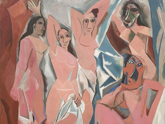 Pinturas eroticas famosas
