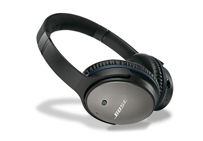 QuietComfort® 25 słuchawki Acoustic Noise Cancelling® dla wybranych urządzeń Apple