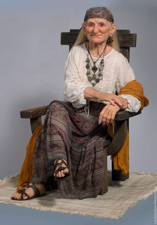 Портретные куклы ручной работы. Та, которая была прекрасной Джокондой. Наталия Зотова. Авторские куклы. Интернет-магазин Ярмарка Мастеров.