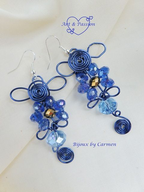 52 best carmen bijoux - wire images on Pinterest