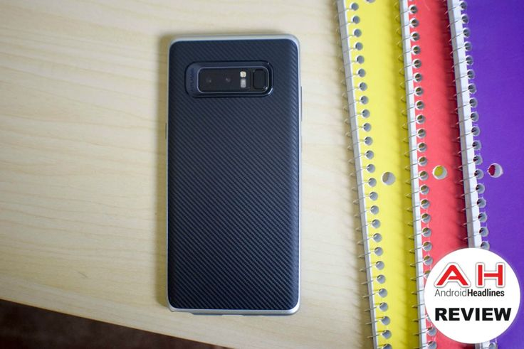 Olixar X-Duo Galaxy Note 8 Case Review #Android #Google #news