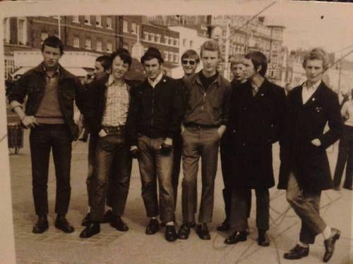 Skinheads 1970/71