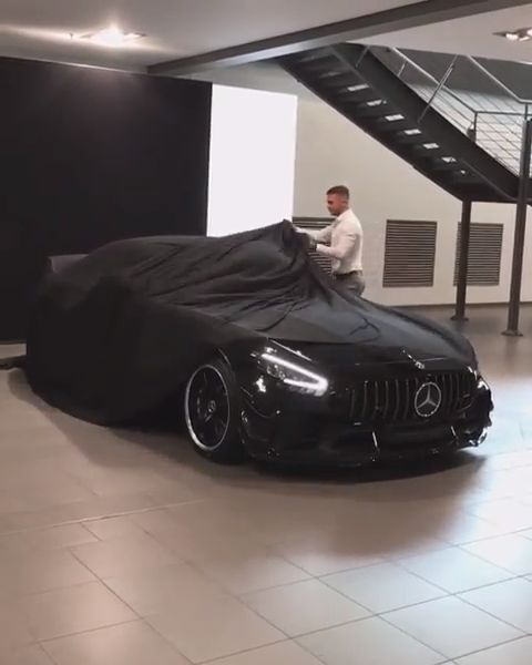 Mercedes AMG GTR Pro #Dreamcars