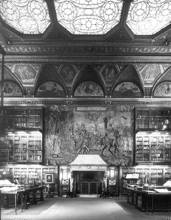 J P Morgan Library House