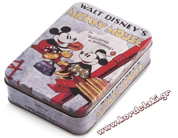 Κουτί μεταλλικό minnie mouse για μπομπονιέρα γάμου και βάπτισης, στολισμούς, κατασκευές, διακοσμήσεις ή οτιδήποτε έχετε φανταστεί.