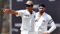 Harbhajan Singh is a better bowler with Anil Kumble on his side | Harbhajan Singh's splendid performance against the Rajasthan Royals in the Champions League T20 2013 final again brought to light how he prospers with Anil Kumble around. Aayush Puthran tries to analyse the off-spinner's impact with and without his mentor and former teammate Kumble.