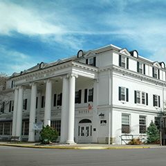 Berea, KY, home of Berea College on Executive Travel's list of America's Best Small Towns...