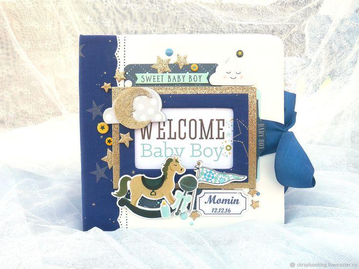 Купить Альбом для малыша в интернет магазине на Ярмарке Мастеров