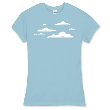 Women's Fitted Fine Jersey Te - The Opening Sequence - Yoni's T shirts shop - Printfection.com