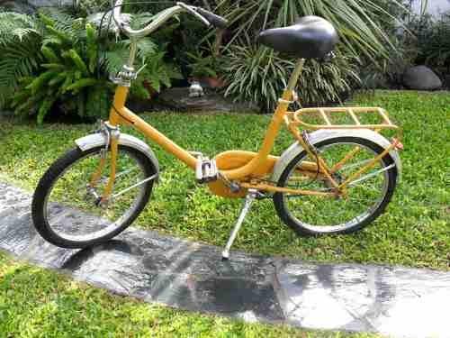 Bicicleta Aurorita (La mia era celeste!!)