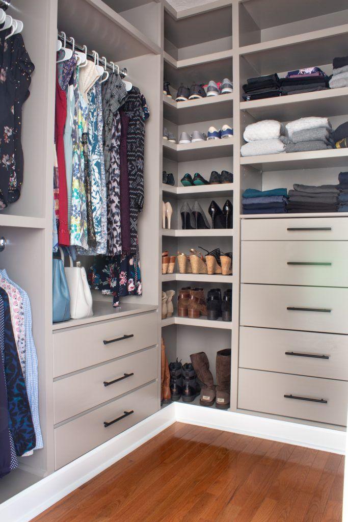 Diy Custom Closet Ikea Tarva Ivar Hack Bedroom Closet Design