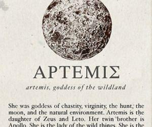 greek quotes mythology | Artemis