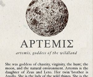 Greek Mythology: Artemis, goddess of the wildland