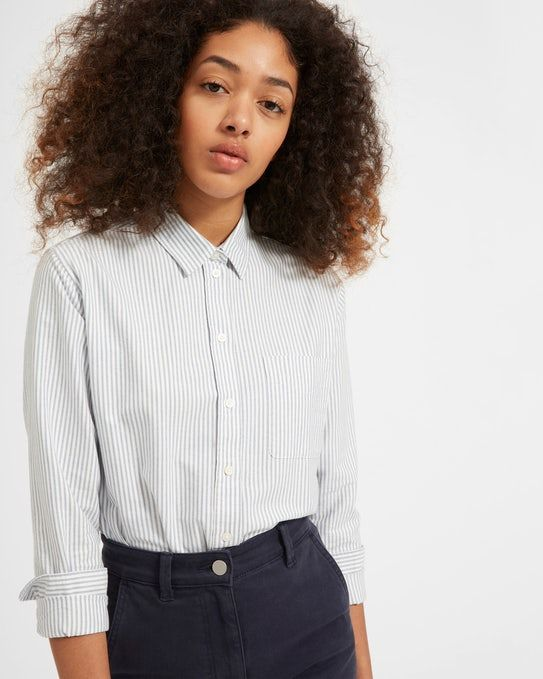The Japanese Oxford Shirt - Everlane