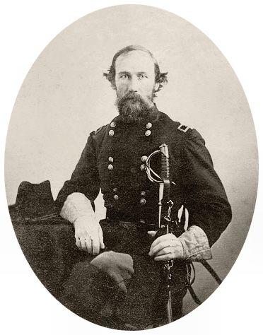 Edmund Jackson Davis  (1827-83). Florida. Last Republican governor of Texas for 105 years