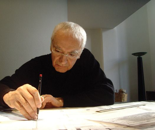 A personal memory of the late designer Massimo Vignelli.