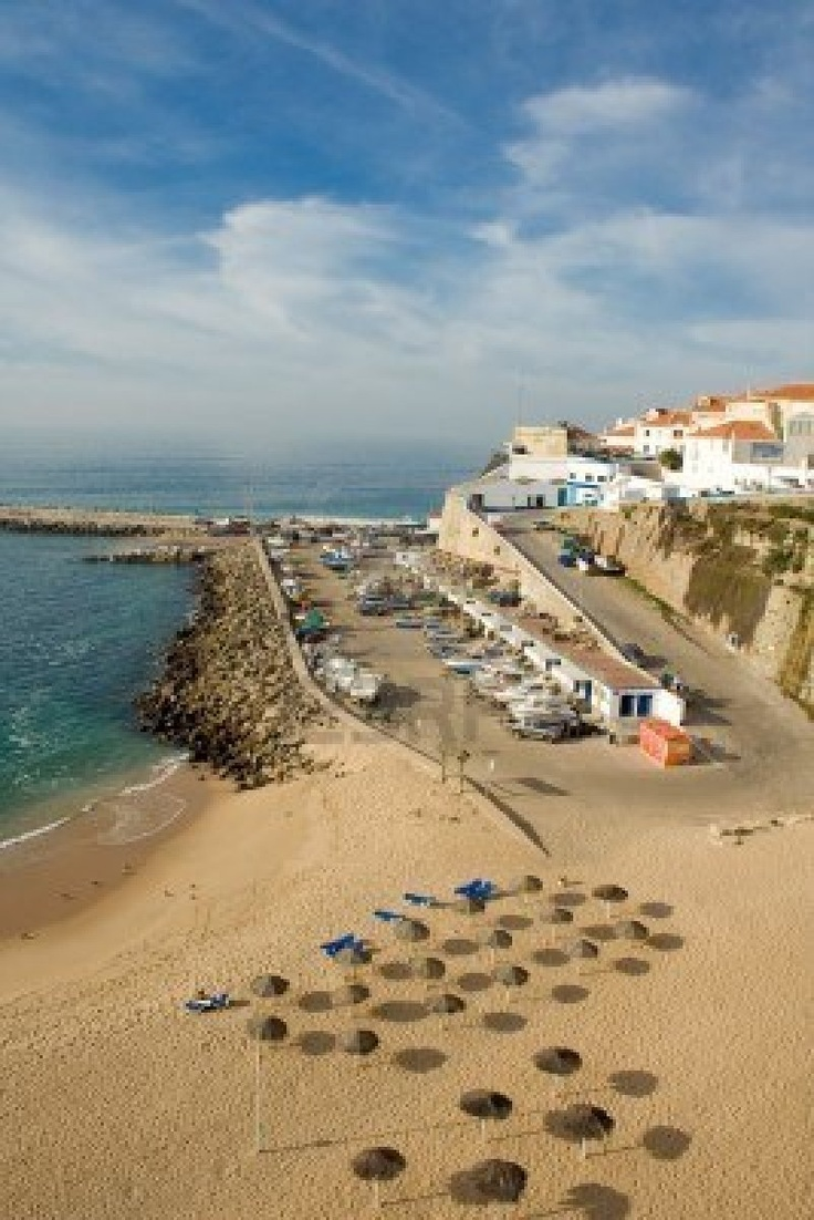 Fishing Village, Ericeira, Lisbon Region, Portugal