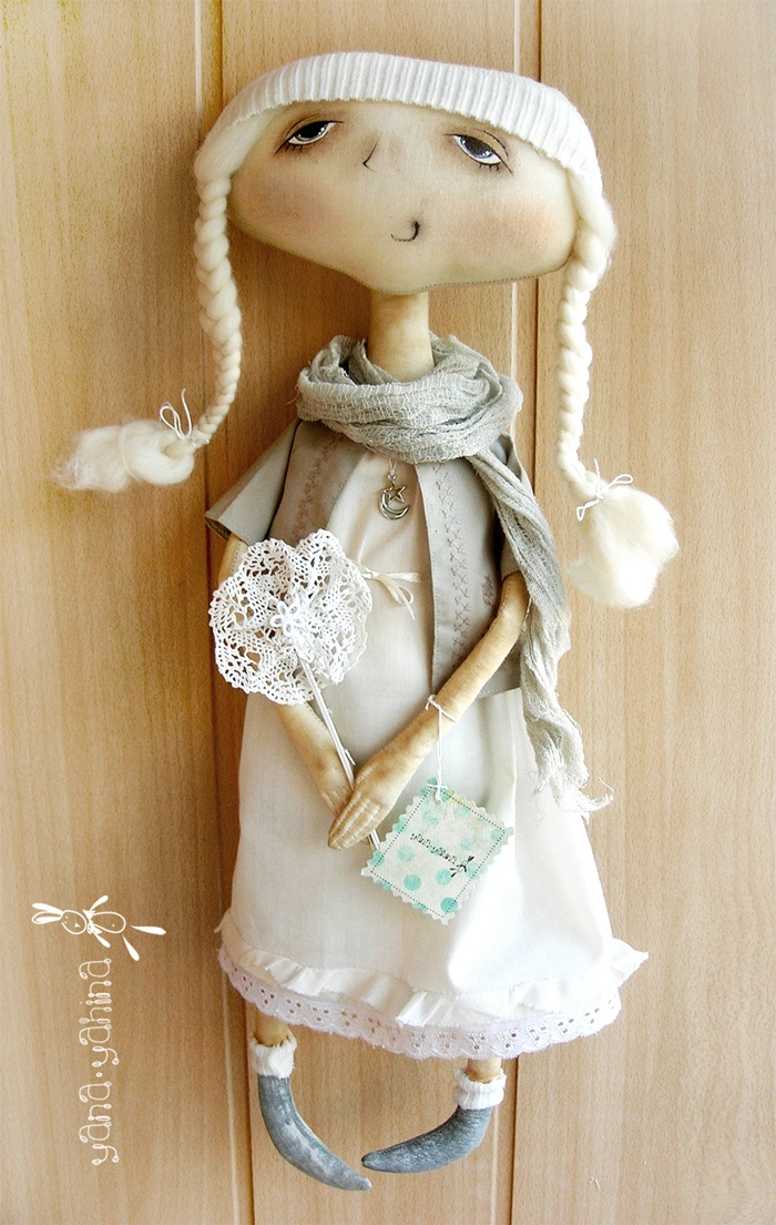 YanasToys: Куклы