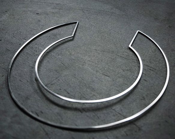 Luana Marmo and Biagio Michieletti of Design Digest Collective | Neckpiece