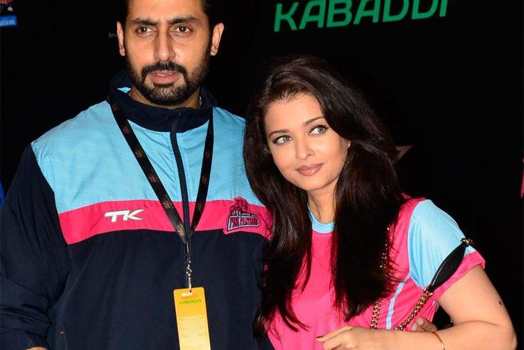 Aishwarya Rai at Pro Kabaddi League Finals