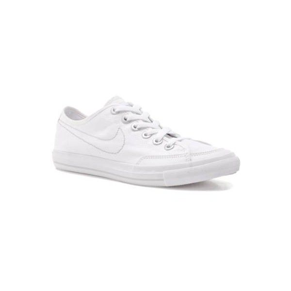 Nike Women's Go Canvas Sneaker - White and other apparel, accessories and  trends. Browse