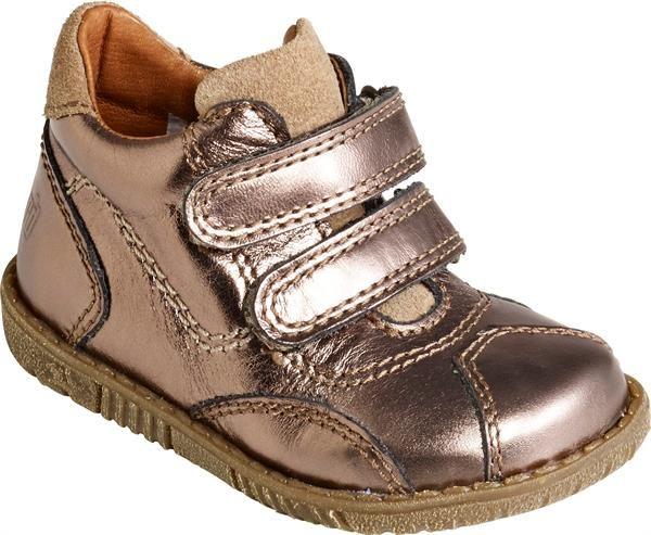 Bundgaard-sko - Smila Bronze