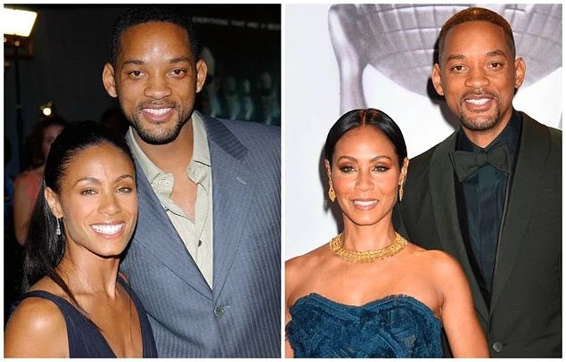 Will Smith and Jada Pinkett Smith  15 Celebrity Couples Proving Us That True Love Is Forever!