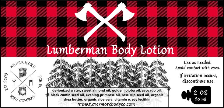 You have the beard, you have the attitude, you may even have the clothes, now all you need is the smell of a lumberjack without the sweat of course! Let me introduce you to Lumberman! It's such a simple scent but yet complex. Think of fresh cut timbers in a sawmill!  Available In    Body Lotion 4 oz  3-n-1 Organic Shower Gel 8 oz  Organic Shampoo 8 oz  Exfoliating Scrub 6 oz  Cologne Mist 1 oz  Body Spray 4 oz  Aftershave 4 oz  Beard Oil 2 oz  Shave Jelly 4 oz    Elements List      Body…