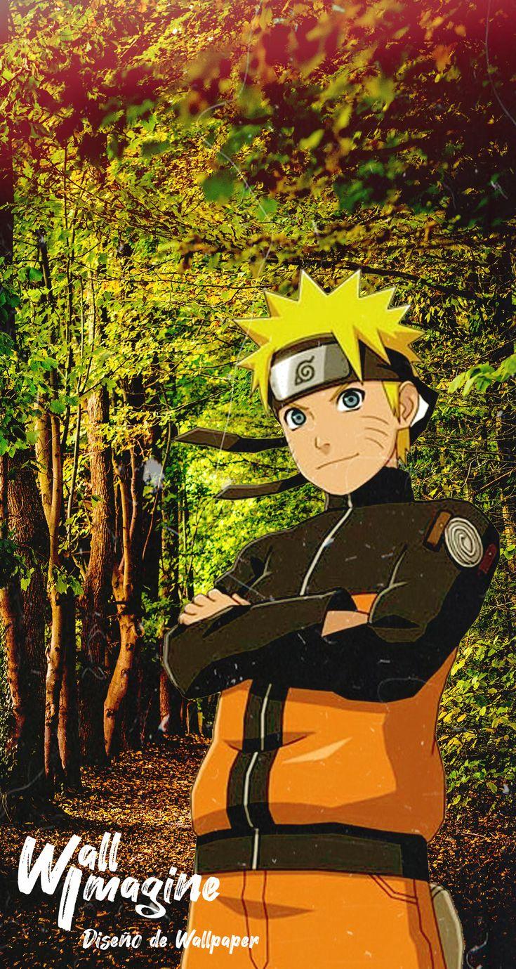 Naruto en el bosque in 2020 Imagine, Instagram, Photo