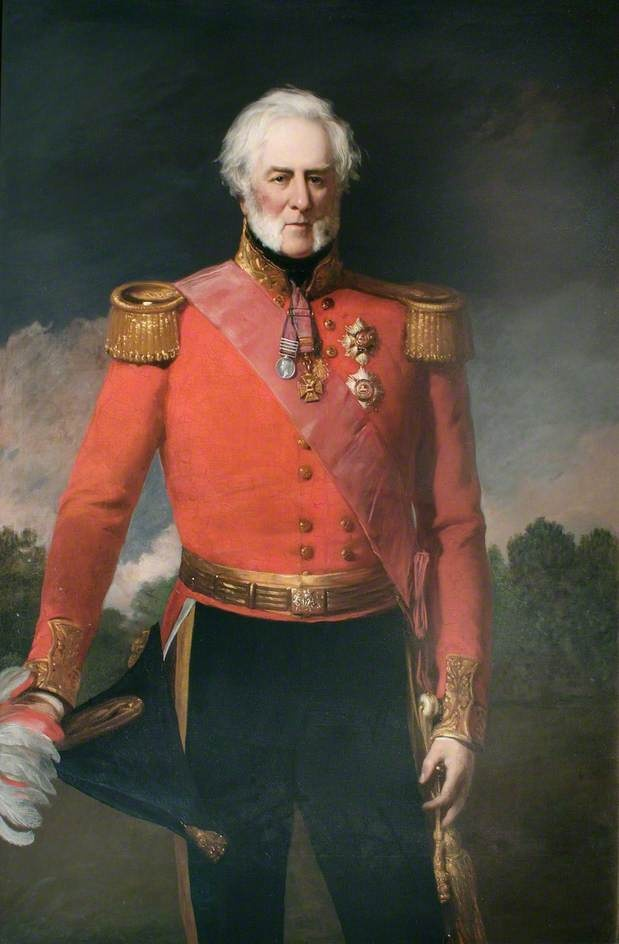 Field Marshal Sir Edward Blakney, Colonel Royal Fusiliers