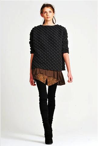 mega texture - jeremy laing: Jeremy Laing Love, Style, Jeremylaing, Outfit, Jeremy Laing Repin, Laing Chunkysweater, Laing Fall, Fall 2010