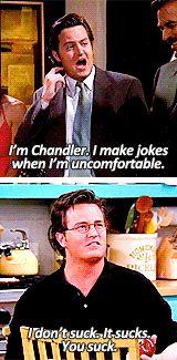Everybody love Chandler