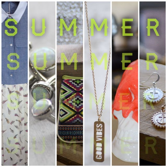 Get inspired by the fabrics, prints, colours, and designs of these Summer pieces! Shop online www.shopculture.ca