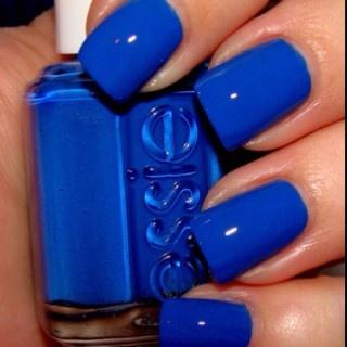 Mezmerised by Essie. Love this Color.