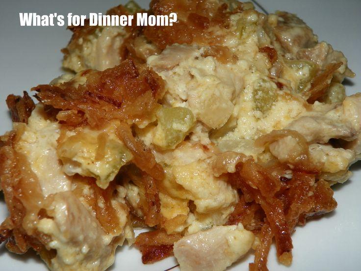 Crunchy Chicken Casserole | El Pollo Loco! | Pinterest