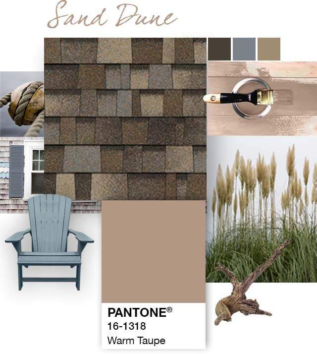 Best Exterior Home Design Sand Taupe Sand Dune By Owens 400 x 300