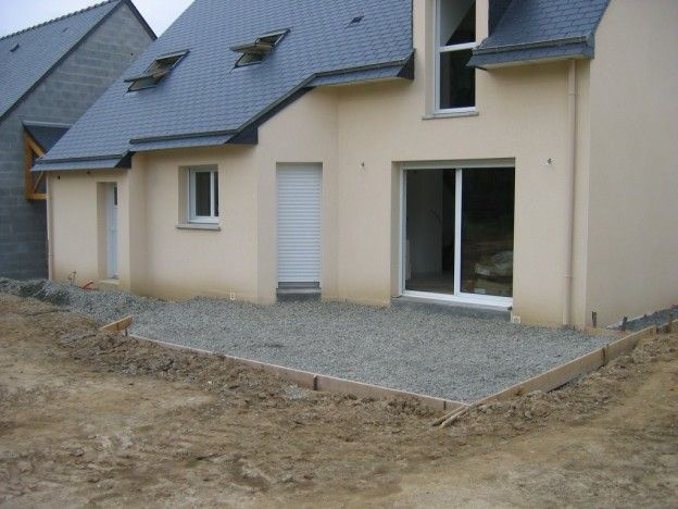 Pouring An Insulated Concrete Floor Concrete Slab Insulation Concrete Floor Insulated Insulation Pouring In 2020 With Images Slab Insulation Concrete Floors Concrete Slab